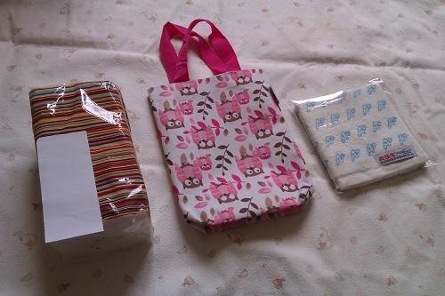 美強生A+贈送的媽媽禮