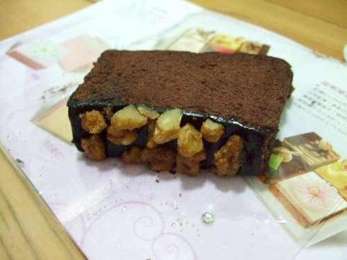 彌月蛋糕 - 歐式黑巧