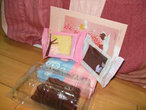 禮坊彌月系列試吃品項 - 油飯一盒、常溫蛋糕2片、冷藏蛋糕1塊