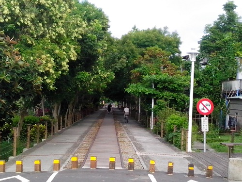 嘉油鐵馬道