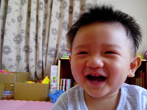 寶寶滿一歲的牙齒發展