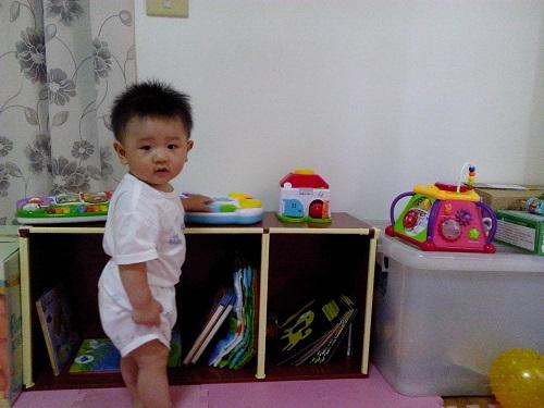 讓寶寶可以學習站立的環境